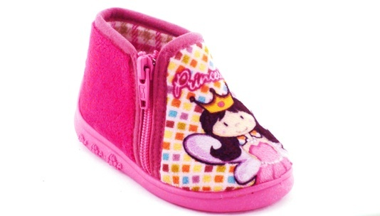 d2bc2bff89e - PRINCESS Ανατομικό παιδικό παντοφλάκι Νο 19-27   Ανατομικά Παιδικά  Παπούτσια & Παιδικά Παντοφλάκια   Minimax