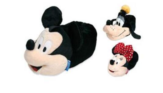 - Παιδικές Παντόφλες Defonseca Ζωάκια Disney Minnie Mickey Goofy  f6414fa372c